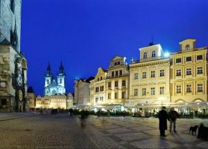 Grand Hotel Praha Prague