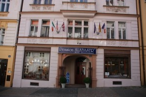 Pension Alabastr Prague