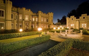 Chateau hotel Stekl Bezrucova